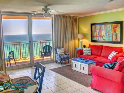 NEW LISTING! Gorgeously Decorated Oceanfront Condo at Emerald Beach Resort.