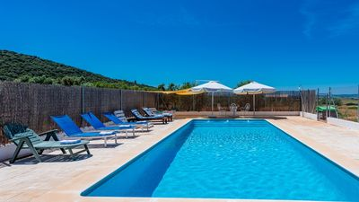 Photo for Holiday home with a fenced private pool in the Sierra de Cádiz