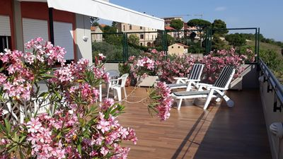 Photo for Large apartment in Giulianova