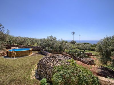 Photo for Pizzica luxury villa with pool