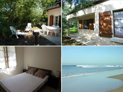 Photo for Independent house with 3 bedrooms for 6 people, southern part of Lacanau Ocean
