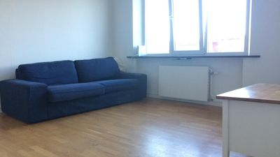 Photo for 40 sqm apartment in the city center of Karlskrona 100 m from Central Station