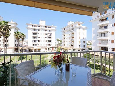 Photo for 4 persons, Internet, near the beach - Puerto Alcudia