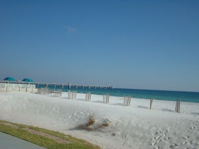 Photo for Navarre Beach's Best Gulf Front Condo Rental Deal!