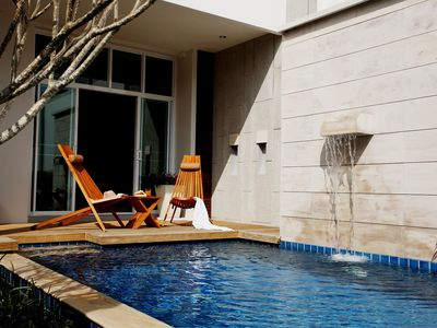 Photo for VW1: O2BT Oxygen Bangtao 1BR Private Pool Villas