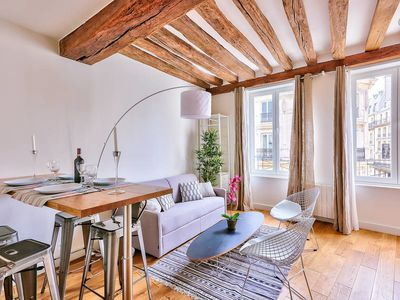 Photo for Extraordinary apartment in Notre Dame