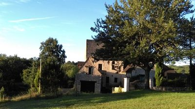 Photo for Cottage in a strong house of the XV century in Black Périgord