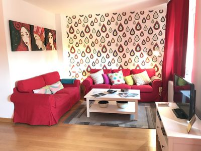 Photo for APTO SAN VICENTE - Apartment for 6 people in Salamanca