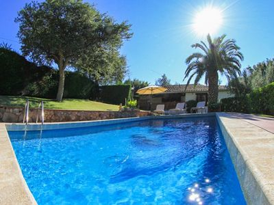Photo for Club Villamar - Wonderful holiday villa with private swimming pool and stunning views of the surr...