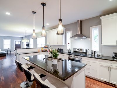 Photo for Great View! New House! 3 BD/ 3 BA w/Chef's Kitchen