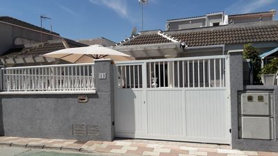 Photo for comfortable and modern bungalow, completely renovated in 2016 in Torrevieja