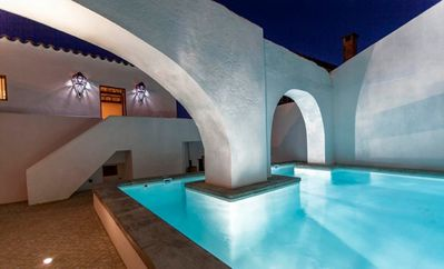 Photo for Casa No Canto Amazing 4 Bedroom Townhouse, Heated Pool In Private Court Yard