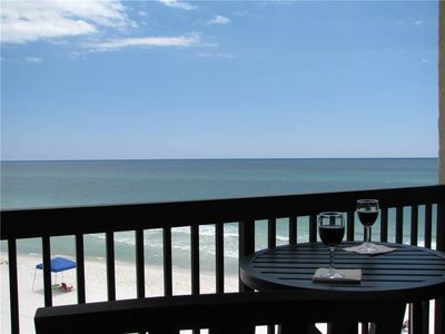 Photo for August is still great here! Right on the Beach!Fantastic location and Price