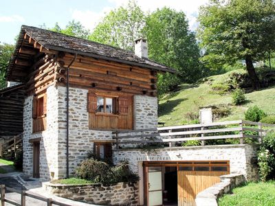 Photo for Vacation home RUSTICO MONTE DEGLI ORTI  in Villa di Chiavenna (SO), Lombard Alps - 5 persons, 2 bedrooms