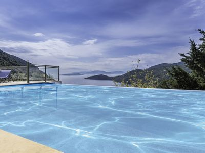 Photo for Villa with breathtaking view, modern residence