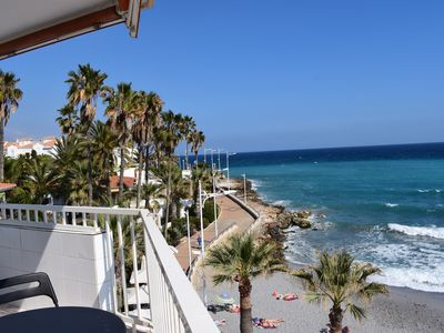 Photo for Apartment in Nerja with a beautiful sea view