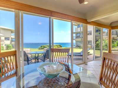 Photo for K B M Hawaii: Ocean Views, 180 Degree Views 1 Bedroom, FREE car! From only $199!