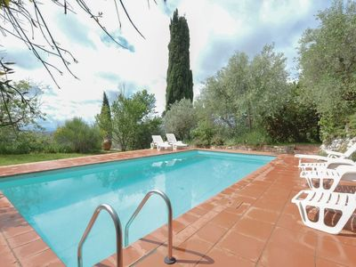 Photo for Tuscan House in Beautiful Olive Garden with Swimming Pool