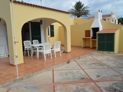Photo for 3BR Apartment Vacation Rental in Cala en Bosc, PM