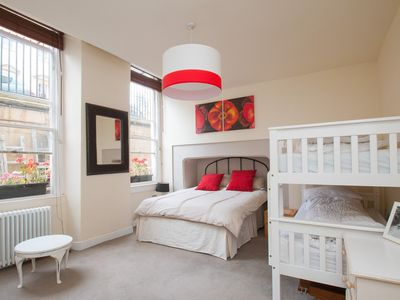Photo for Luxury Apartment and annex in the Centre of Bath