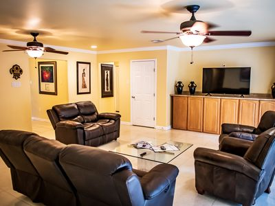 Photo for Massive Comfortable and Spacious 5BR Home!