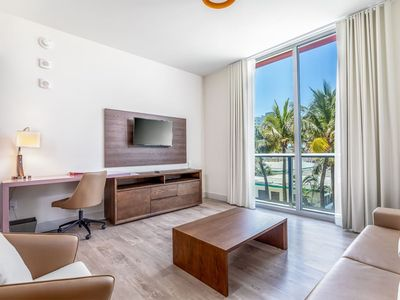 Photo for stayplus-Hollywood Private Beach Condo