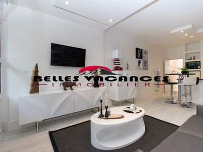 Photo for T4 luxury apartment for 6 people in the heart of St Lary