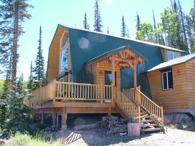 Photo for Tour Utah's Great Parks from Wolf Point Cabin!