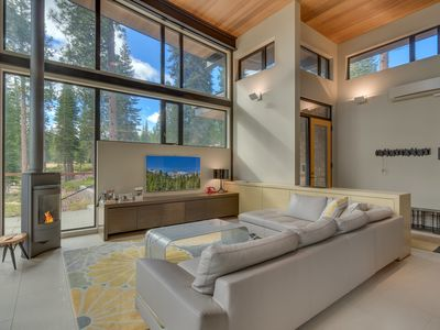 Photo for Contemporary Martis Camp Home Now Available for Month Long Lease
