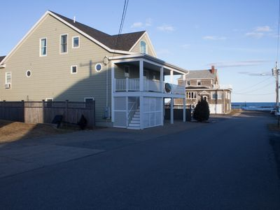 Photo for Modern luxury home steps from Wells Beach