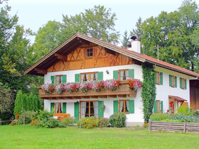 Photo for Beautiful holiday residence in foothills of the Alps