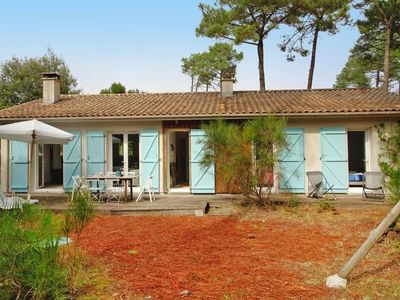 Photo for holiday home, Lacanau-Océan  in Gironde - 6 persons, 3 bedrooms