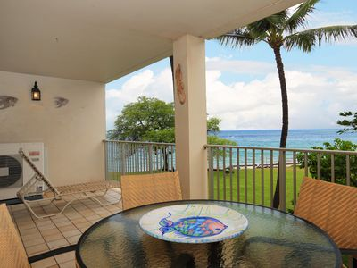 Photo for Remodeled 3BD w/AC - Great Location - Royal Mauian #302