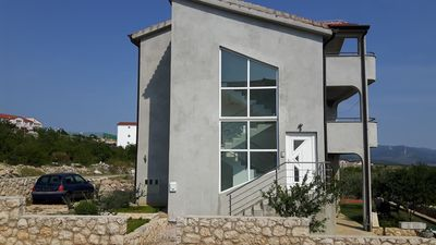 Photo for 2BR Apartment Vacation Rental in Maslenica, Dalmatien