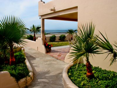 Photo for Briza Del Mar Lovely Beach Front Home Rental