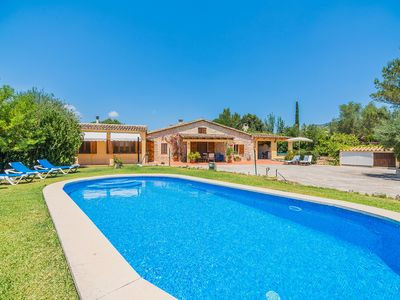 Photo for Villa With Private Pool with large private gareden and free WiFi