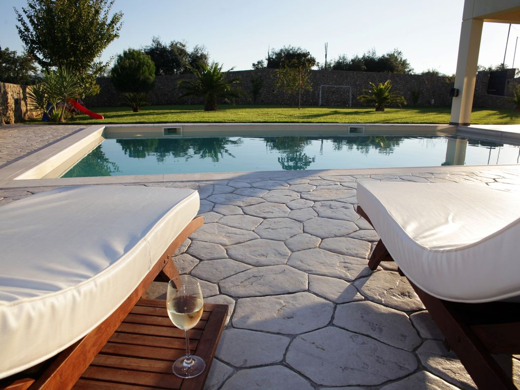 Luxury Villa Alex With Private Pool 7km Away From The Best Beach Of Corfu Agios Ioannis