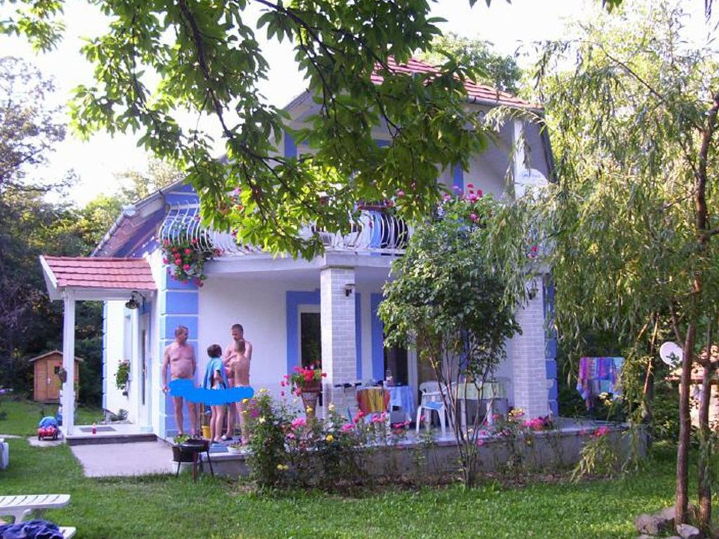 Holiday Apartment In Naturist Bungalow Park With Pool