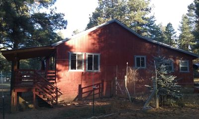 Photo for Rest your Mind Cozy Country Cabin Clean and Quiet--Pet Friendly