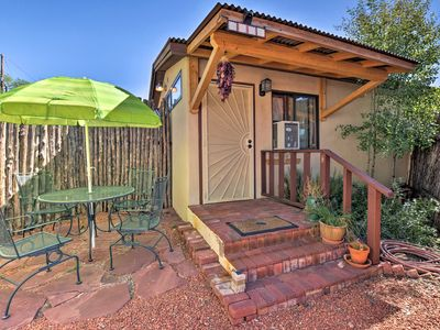 Photo for Cozy 'Casa Solar' Studio - Walk to Santa Fe Plaza!