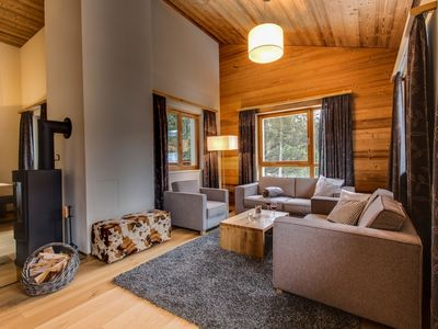 Photo for Luxury 6-person apartment in the holiday park Landal Alpine Lodge Lenzerheide - in the mountains/rolling countryside
