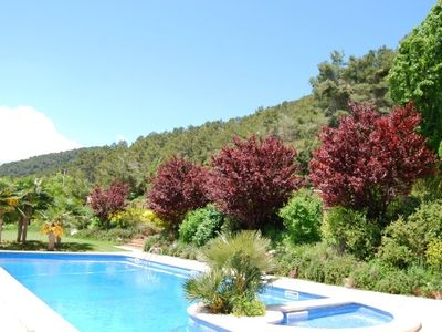 Photo for Self catering Masia Ventanell for 8 people