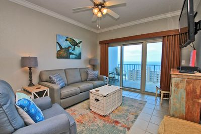 Newly Remodeled 12th Floor Condo in Gulf Shores