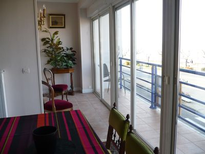 Photo for Apartment full sea view, city center