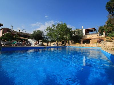 Photo for Trilo Noce shared pool