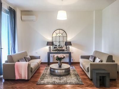 Photo for The Residence - 2 bedroom/2 bathroom apartment in the heart of Milan