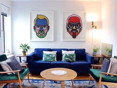 Photo for Sunny 2BR Apt in Williamsburg/Greenpoint
