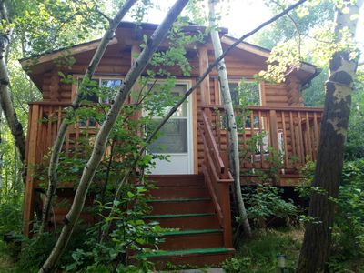 Photo for 1BR Cabin Vacation Rental in Roberts, Montana