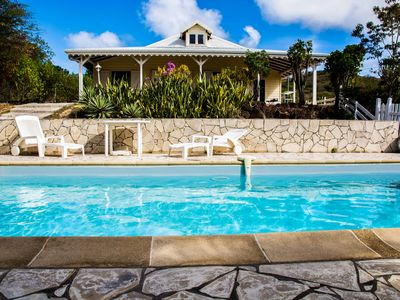 Photo for VILLA CREOLE CHARM, COMFORT private POOL and WI FI