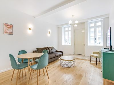 Photo for A Trendy 1-BDR Apartment in Saint Germain